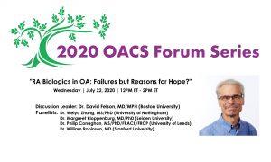 2020 OACS Forum Series