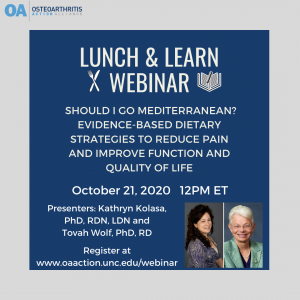 10/21 Lunch and Learn