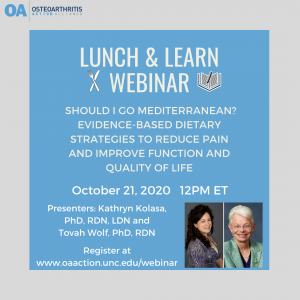 10/21 Lunch & Learn