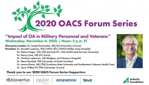 OACS Forum Series