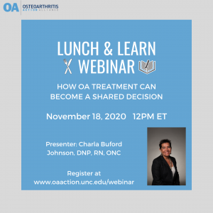 11/18 Lunch and Learn