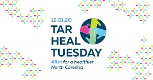 12/1 is Tar Heal Tuesday