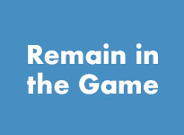Remain in the Game - Prevent OA - Osteoarthritis Action Alliance