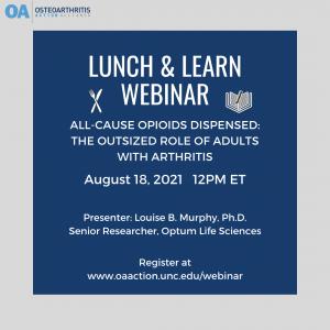 8/18 Lunch & Learn